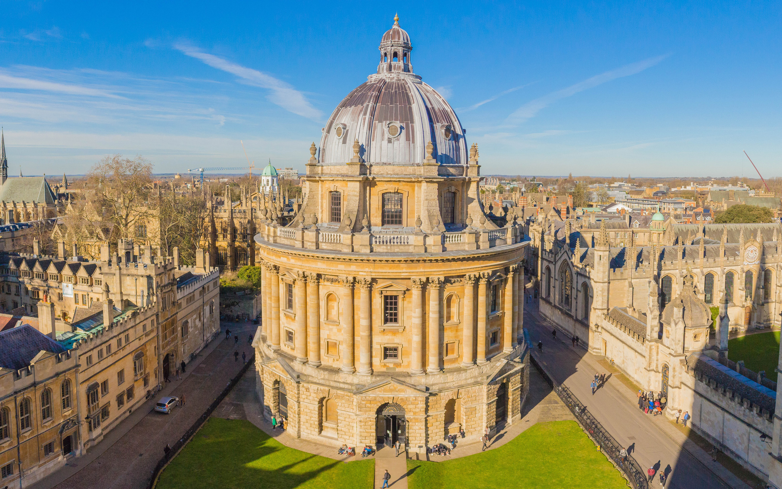 Oxford and Beyond