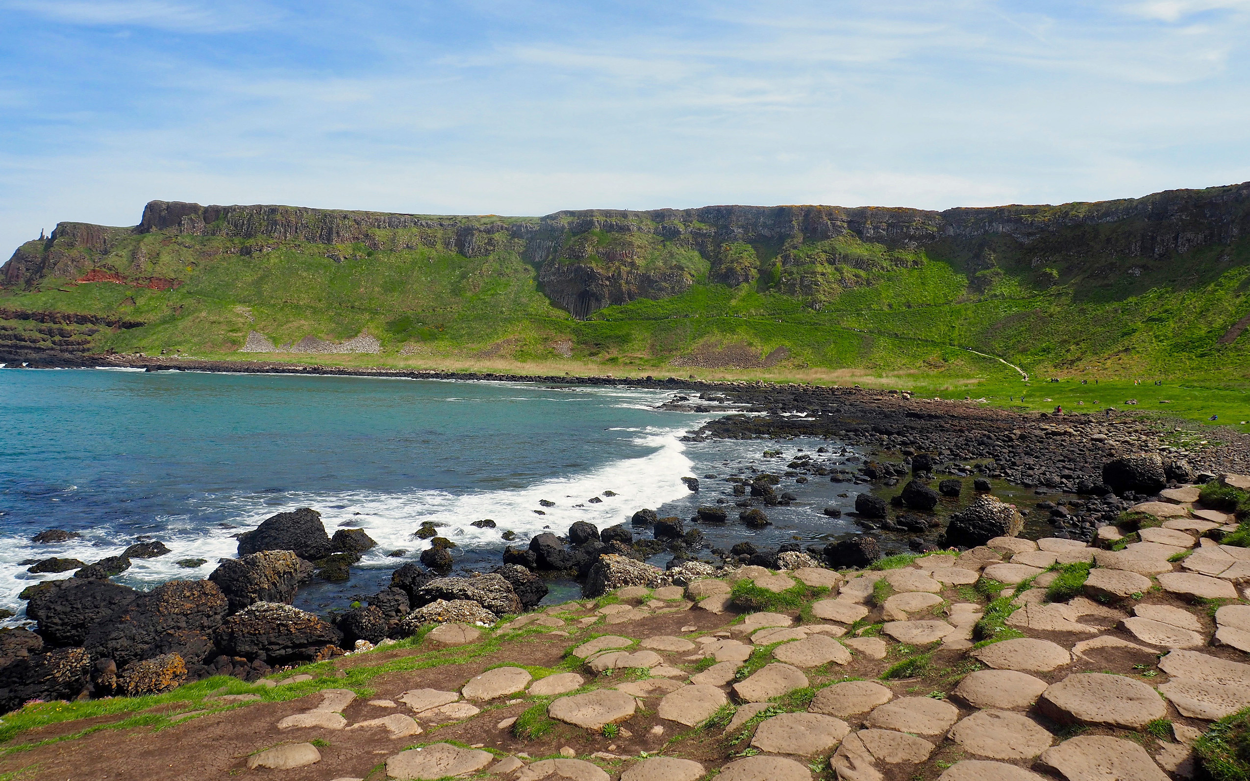 Giants Causeway and the Antrim Coast