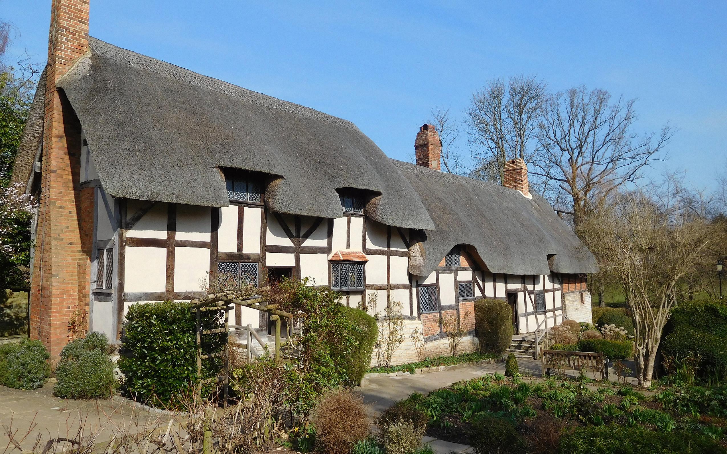 Shakespeare's Stratford & Wonderful Warwickshire
