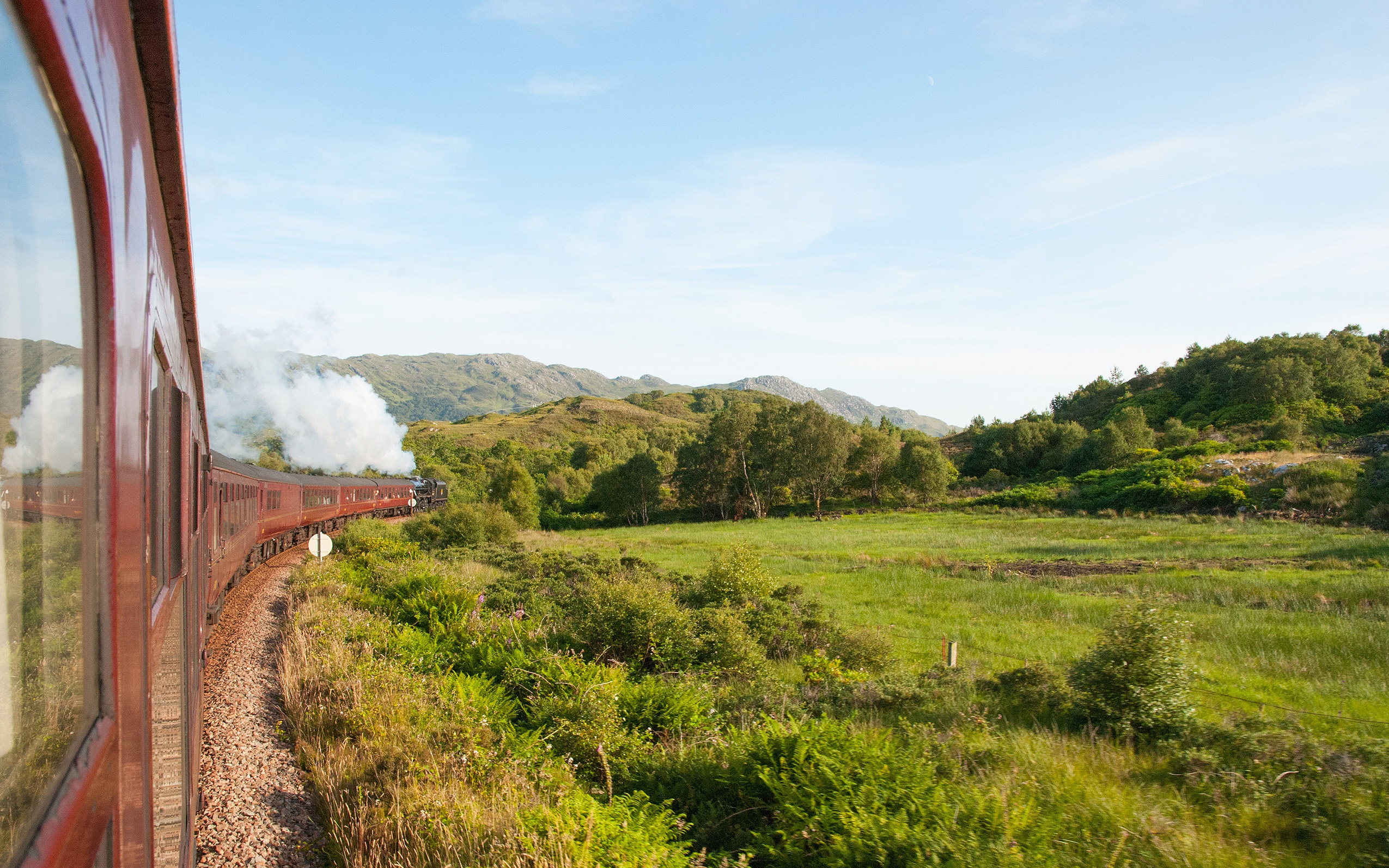 Fort William Railway